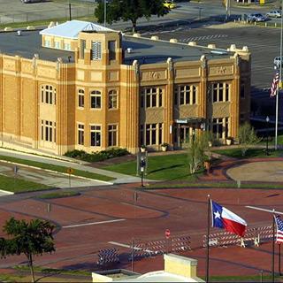 Gendy Street Fort Worth Western Heritage Center Bomanite