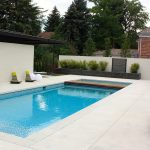 Bomanite Sandscape Refined Pool Deck