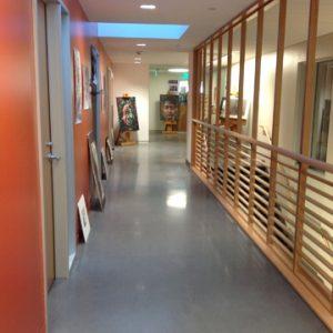 Bomanite Modena Custom Polished Concrete Floors