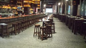 Stout NYC Bar Bomanite