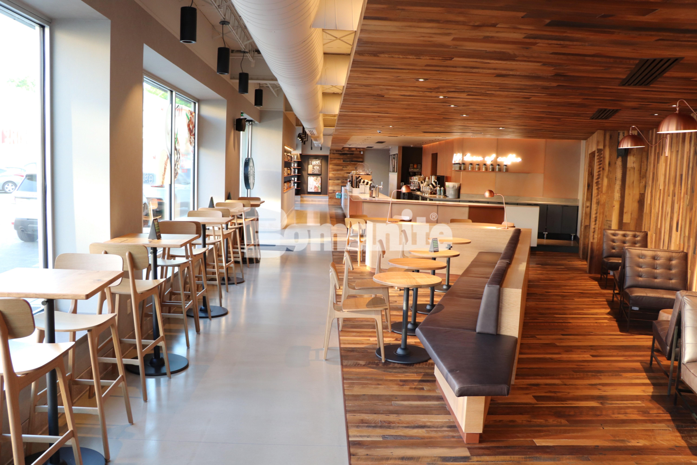 Musselman Hall Contractors Receive Award For Starbucks
