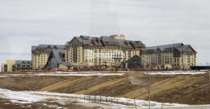 Gaylord Rockies Resort and Convention Center Creates Rustic Colorado Nature Inspired Environment with Bomanite Systems in Aurora, CO